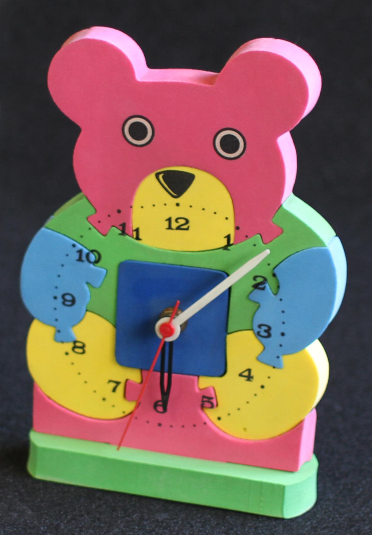 Relógio formato especial Image
