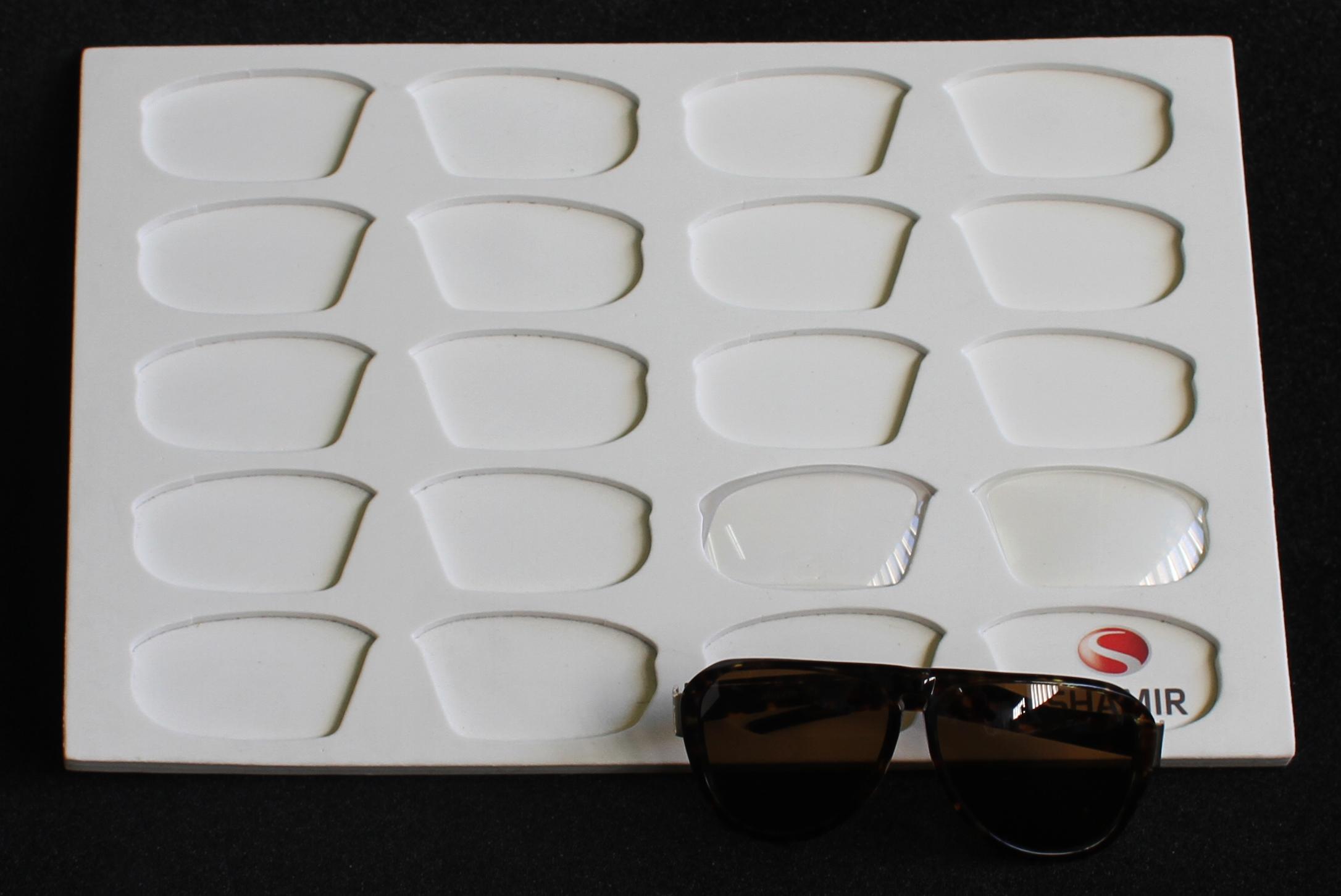 Embalagem para lentes de óculos Image