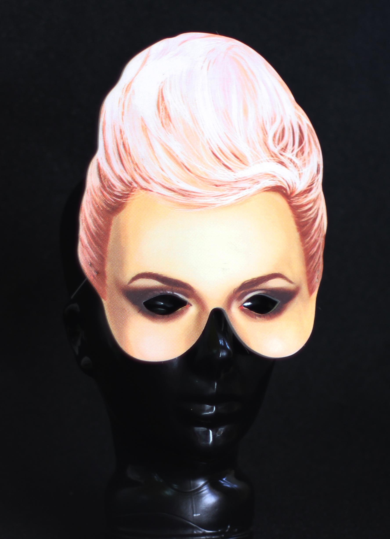 Máscaras formatos especiais Image